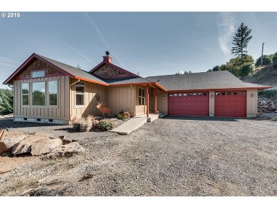 Estacada Single Family Home For Sale: 23402 S Estacada Rd
