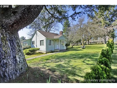 Gresham Multi Family Home For Sale: 8141 SE Orient Dr