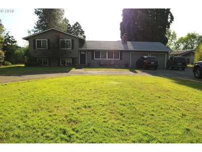 Single Family Home For Sale: 4915 NE Sewell Ave