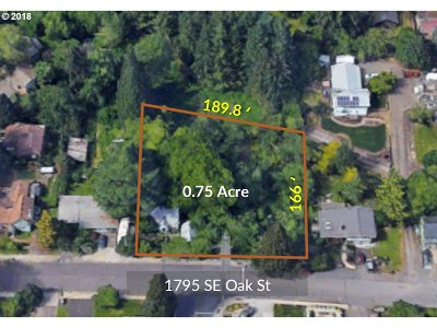 Hillsboro Single Family Home Bumpable Buyer: 1795 SE Oak St