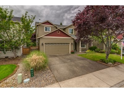 Washougal Single Family Home For Sale: 1223 54th St