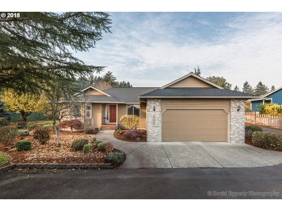 Scappoose Single Family Home For Sale: 53037 NW Ej Smith Rd