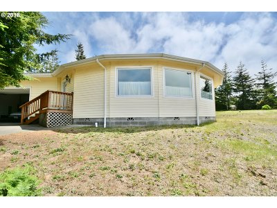 Coos Bay Single Family Home For Sale: 1101 Blanco Ave