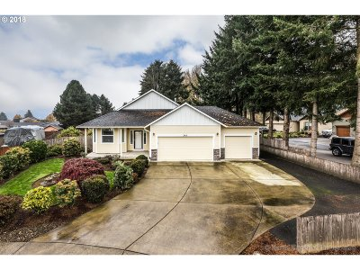 Columbia City Single Family Home For Sale: 545 Yakima Ct