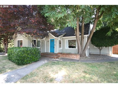 Canby Single Family Home For Sale: 420 S Pine St