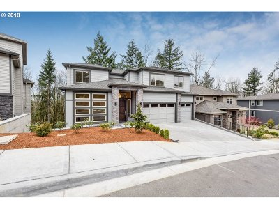 Single Family Home For Sale: 8870 NW Mapleview Ter