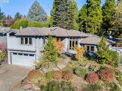 Portland Single Family Home For Sale: 8495 SW Milon Ln