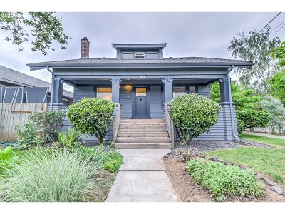 Single Family Home For Sale: 5135 N Minnesota Ave