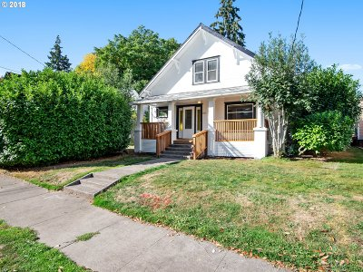 Forest Grove Single Family Home For Sale: 1924 C St