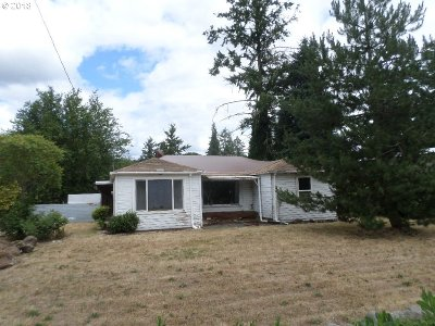 Molalla Single Family Home For Sale: 34926 S Dickey Prairie Rd