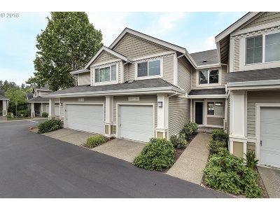 Beaverton Condo/Townhouse For Sale: 16187 SW Audubon St #102