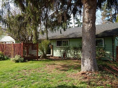 Beaverton OR Single Family Home Sold: $340,000