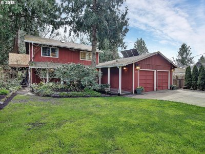 West Linn Single Family Home Bumpable Buyer: 2130 SW Pattulo Way