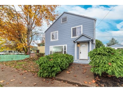 Springfield Single Family Home For Sale: 204 19th St