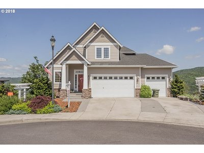 Kalama Single Family Home For Sale: 260 Eli Avery Ave