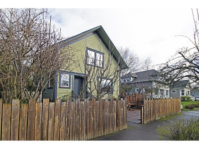 Single Family Home For Sale: 3815 SE Yamhill St