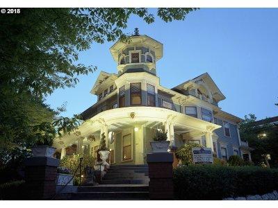 Clackamas County, Multnomah County, Washington County Single Family Home For Sale: 1503 NE Schuyler St