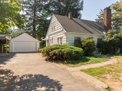 Single Family Home For Sale: 2733 NE 102nd Ave