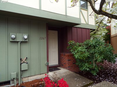 Eugene Single Family Home For Sale: 1267 City View St