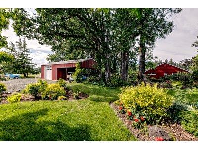 Eugene Single Family Home For Sale: 86730 Central Rd