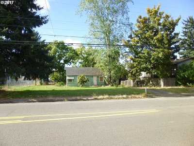 Portland Commercial For Sale: 2405 SE 112th Ave