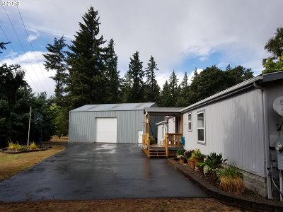 Molalla Single Family Home For Sale: 17471 S Highway 211