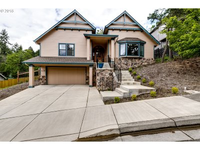 Eugene Single Family Home For Sale: 4231 Wendell Ln