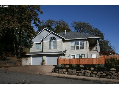 West Linn Single Family Home For Sale: 1871 Rockridge Dr