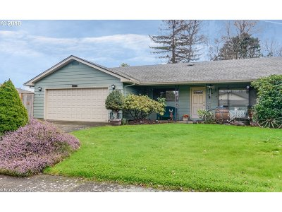 McMinnville Single Family Home For Sale: 410 NE 24th St