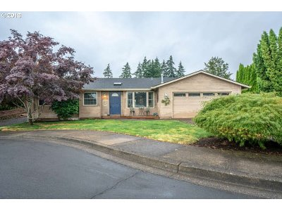 Beaverton Single Family Home For Sale: 6749 SW 174th Pl