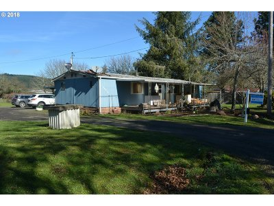 Cottage Grove, Creswell Single Family Home For Sale: 80718 Davisson Rd