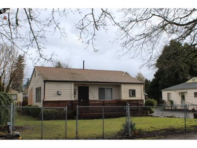 Portland OR Single Family Home For Sale: $195,000