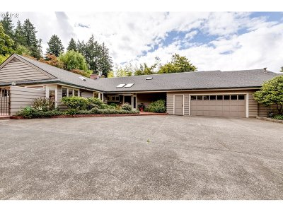 Eugene Single Family Home For Sale: 2125 Fairmount Blvd