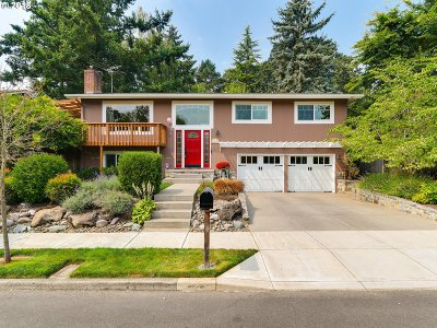 Beaverton Single Family Home For Sale: 7285 SW 104th Ave