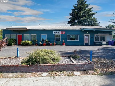 Portland Commercial For Sale: 5848 NE 42nd Ave