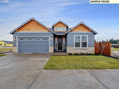 Skamania County, Clark County Single Family Home For Sale: 1504 NW 118th St
