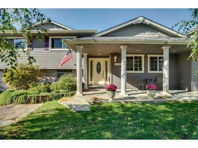 Single Family Home For Sale: 18870 NW Ukiah St