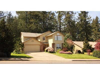 Camas Single Family Home For Sale: 3901 NW Sierra Dr