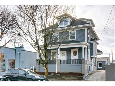 Multi Family Home For Sale: 1316 NE Broadway St