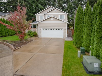 Vancouver Single Family Home For Sale: 10600 NE 97th Cir