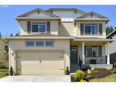 Washougal Single Family Home For Sale: 4035 St