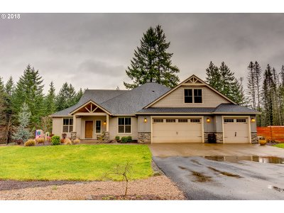 Banks Single Family Home For Sale: 45654 NW Mead Way