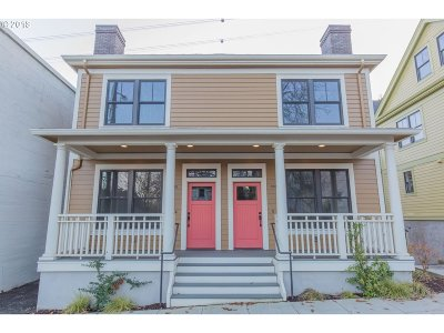 Portland Condo/Townhouse For Sale: 128 SW Grover St