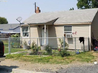 Hermiston Single Family Home For Sale: 629 E Newport Ave