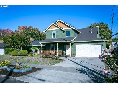 Clackamas County, Multnomah County, Washington County Single Family Home For Sale: 3157 N Terry St