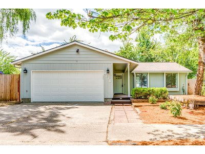 Forest Grove Single Family Home For Sale: 4118 Beaver Way