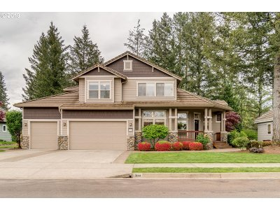 Camas Single Family Home For Sale: 3144 NW Lacamas Dr