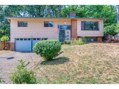 Salem Single Family Home For Sale: 2955 Cooke St