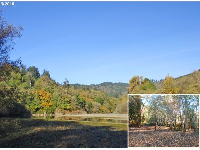 Brookings Residential Lots & Land For Sale: S.b. Chetco