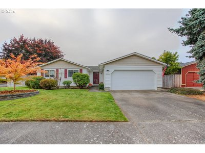 Keizer Single Family Home For Sale: 6751 Amy Ln NE
